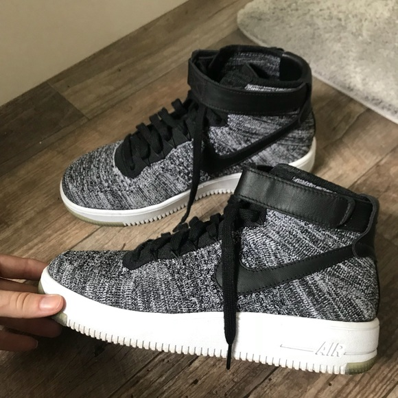 check out 49a59 54c9f Nike Air Force 1 Ultra Flyknit (Women's)